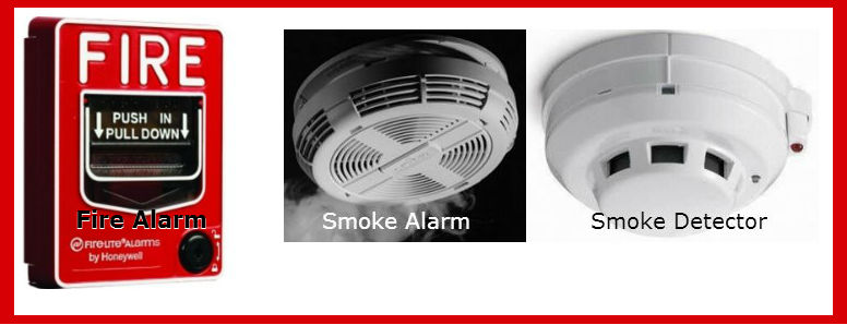 fire smoke alarm